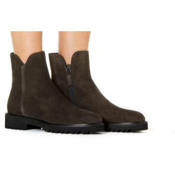 Aquatalia Madelyn  Suede Ankle Boot 34L2445 | Shop Aquatalia Boots