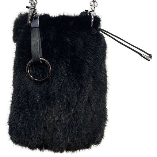 Linda Richards Knit Mink Mobile Bag BG-946