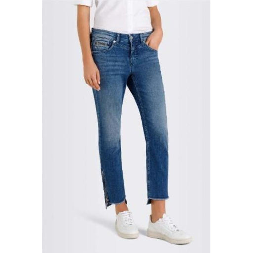 Mac Jeans Rich Slim Chic 5755-90-0339L| D604 Mid Blue Authentic