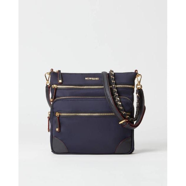 MZ Wallace Downtown Tribeca Body Bag  | Shop MZ Wallace Quilted Bags