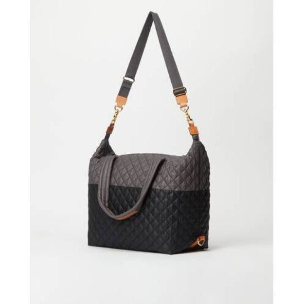 MZ Wallace Quilted Colorblock Large Sutton Bag | Black/Magnet 289X1592 Shop MZ Wallace