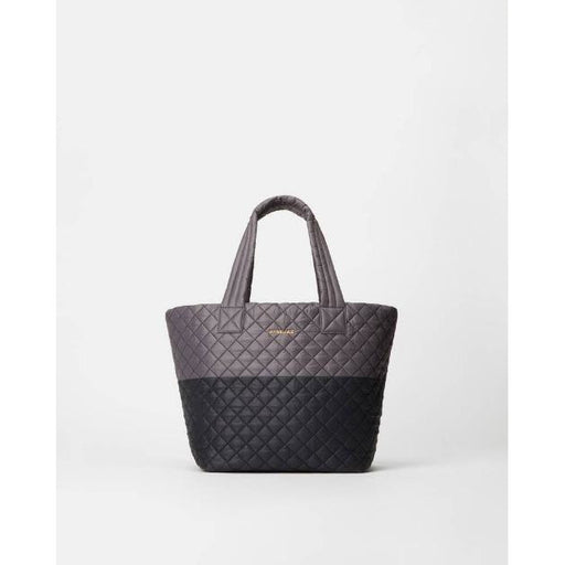 MZ Wallace Medium Metro Tote 376X1329 | Black/Magnet Colorblock