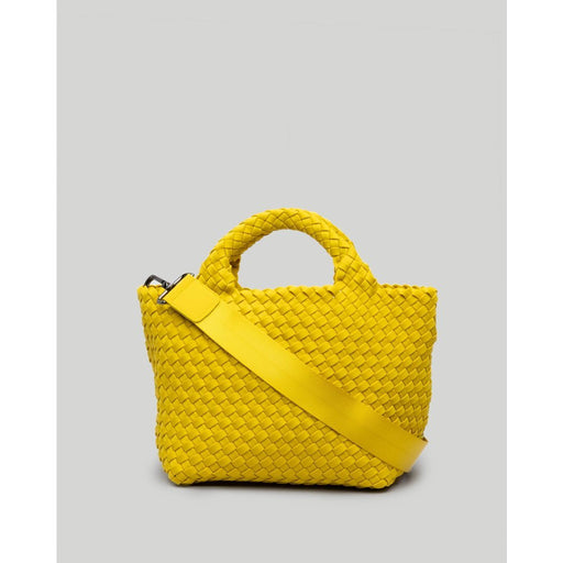 NAGHEDI St. Barth's Mini Solid Bag | Ochre