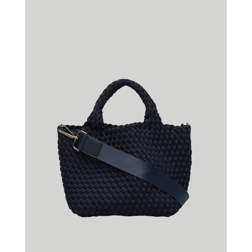 NAGHEDI St. Barths Mini Solid Bag | Ink Blue