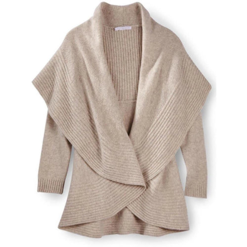 Captiva Cashmere 2-Way Cardigan