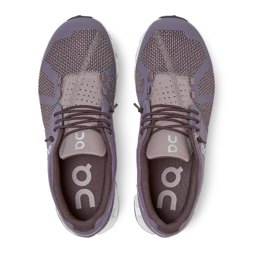 On Running Cloud Women's Sneakers Shark/Pebble | Run On Clouds