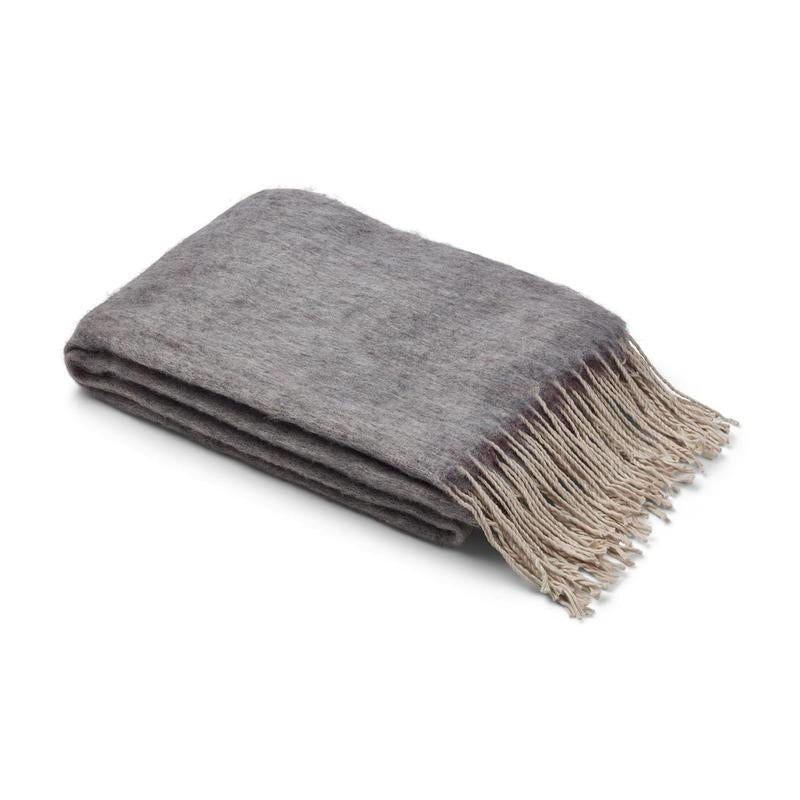 Natures Collection Double Face Wool Blend Throw