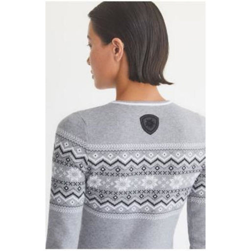Alp N Rock Yvette Sweatre Heather Grey