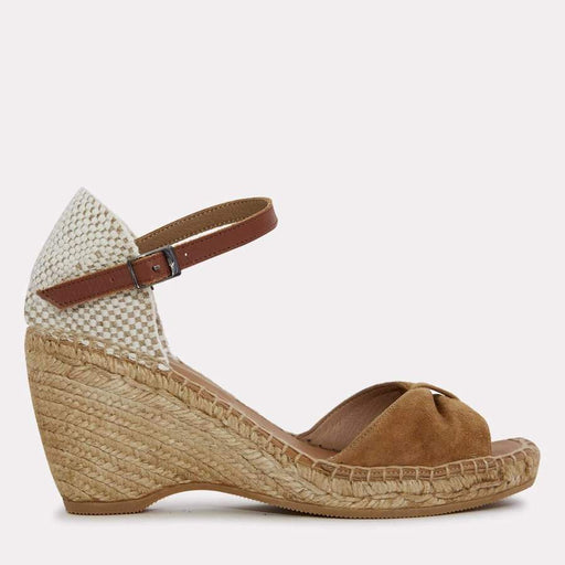 Andre Assous Leatia Suede Espadrilles  | Clearance Sale | No Returns