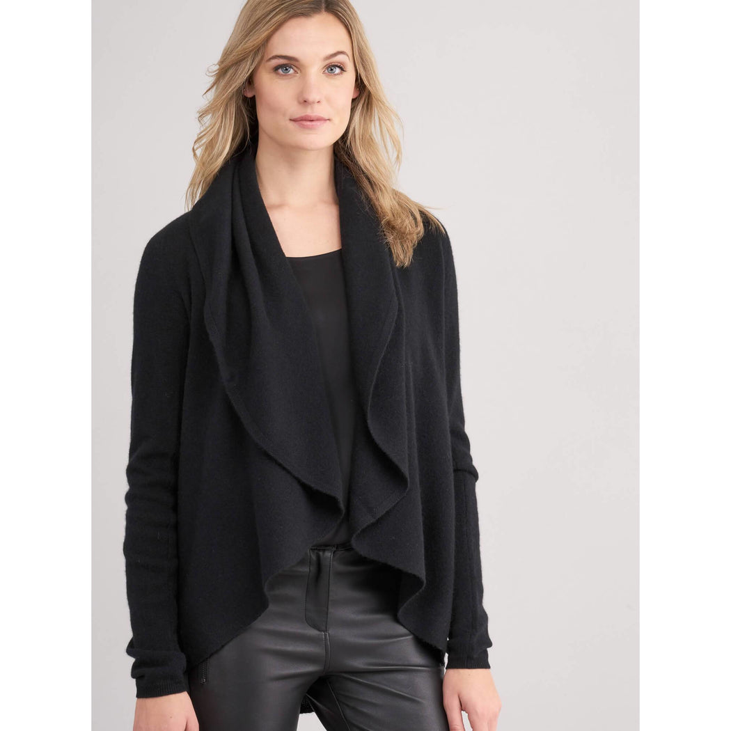 Repeat Cashmere Open Cashmere Cardigan 100022