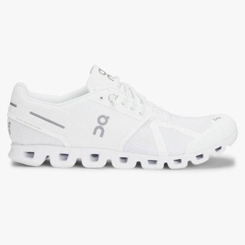 On Cloud Runners | Athletic Sneaker | Touring Shoe All White | Athletic Shoe | Never Not On