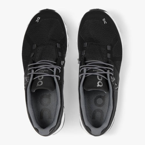 On Cloud Runners Black/White| Athletic Sneaker | Touring Shoe | Athletic Shoe | Never Not On