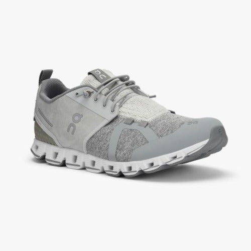 On Running Cloud Terry Women's Sneakers Silver | Run On Clouds