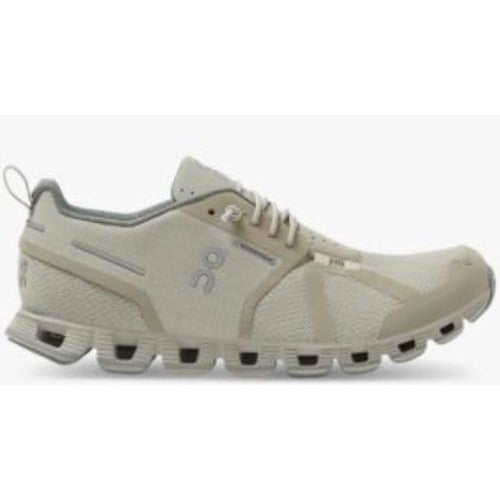 On Running Cloud Waterproof  Women's Sneakers Desert/Lunar | Run On Clouds