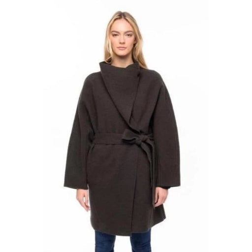 Line The Label Verionica Coat Combat 1398WRF19 | Shop Line The Label Now