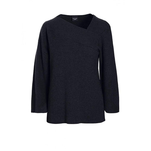 Bitte Kai Rand Organic Cotton Boatneck Sweater 12522-212-1052-3308-0039 | Black