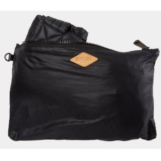 MZ Wallace Medium Metro Tote | Black Quilted Bag Detachable Pouch