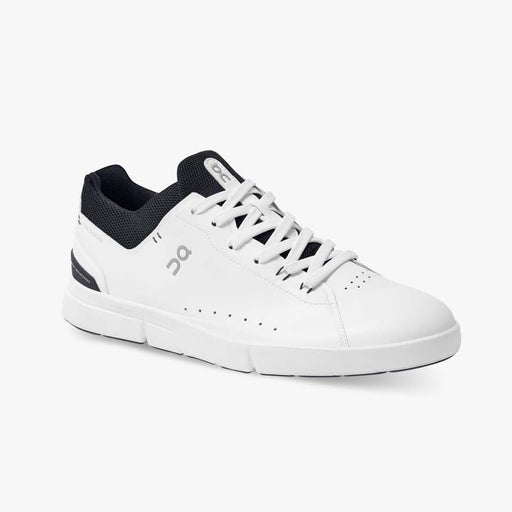 On Running-THE ROGER Advantage - Tennis inspired Women's Sneakers | White/Midnight