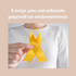 Let's talk about endometriosis – 5 ways you can educate yourself and start the conversation