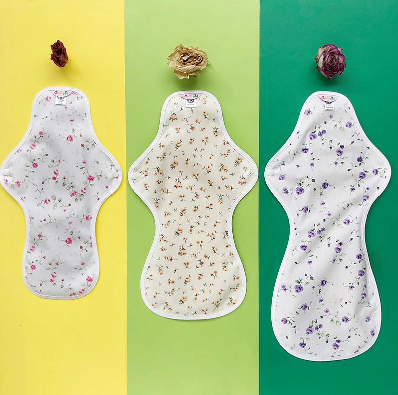 7 Benefits and Uses for Overnight Reusable Cloth Pads