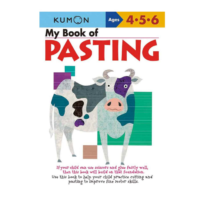 KUMON My Book of Pasting
