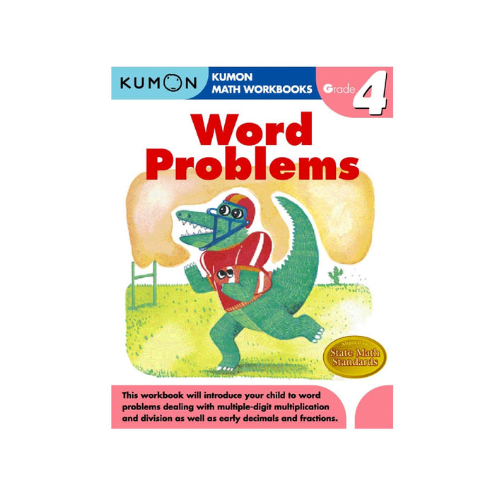 KUMON Grade 4 Word Problems
