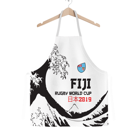 'Great Wave' - Fiji Apron