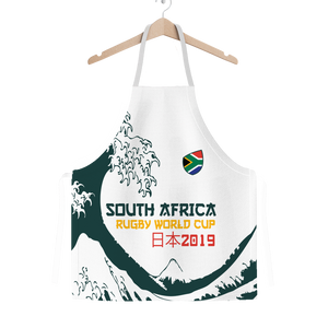 'Great Wave' - South Africa Apron