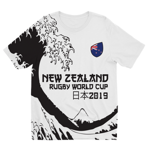 Kids - New Zealand - 'Great Wave' T-Shirt