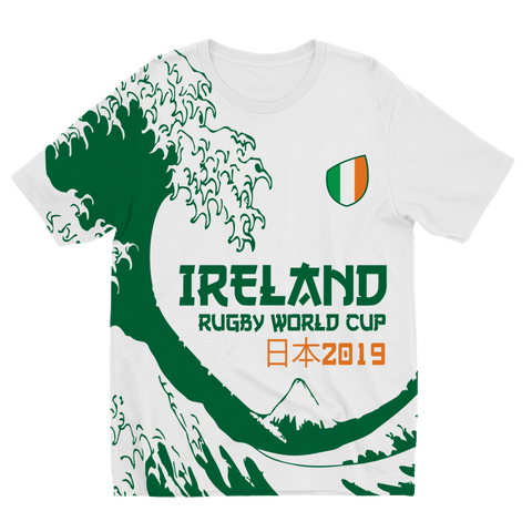 Kids - Ireland - 'Great Wave' T-Shirt