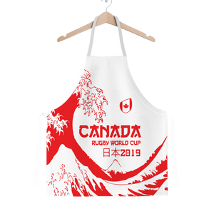 'Great Wave' - Canada Apron
