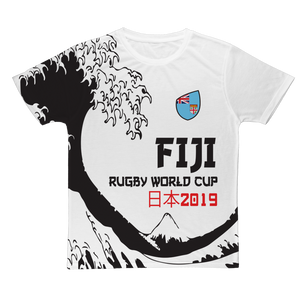 Mens - Fiji - 'Great Wave' T-Shirt