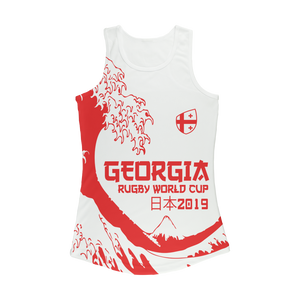 Ladies - Georgia - 'Great Wave' Performance Vest