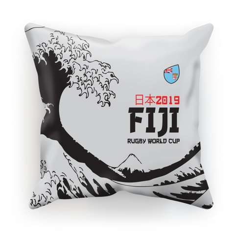 'Great Wave' - Fiji Cushion Cover
