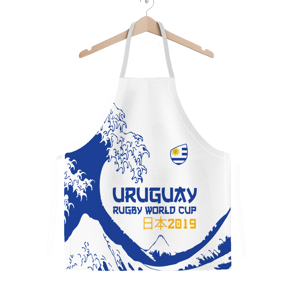'Great Wave' - Uruguay Apron