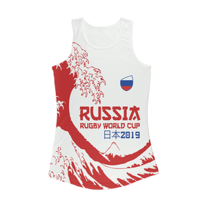 Ladies - Russia - 'Great Wave' Performance Vest