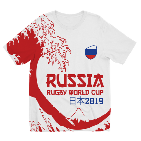 Kids - Russia - 'Great Wave' T-Shirt