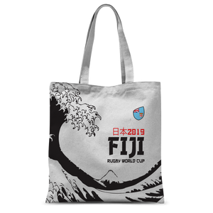 'Great Wave' - Fiji Tote Bag
