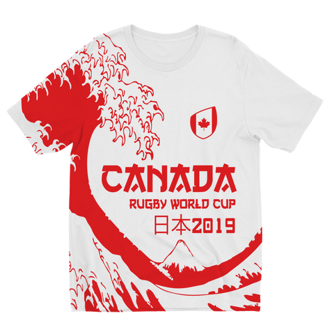 Kids - Canada - 'Great Wave' T-Shirt