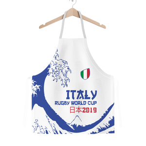'Great Wave' - Italy Apron