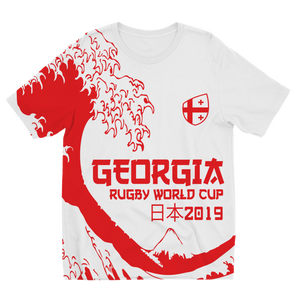 Kids - Georgia - 'Great Wave' T-Shirt