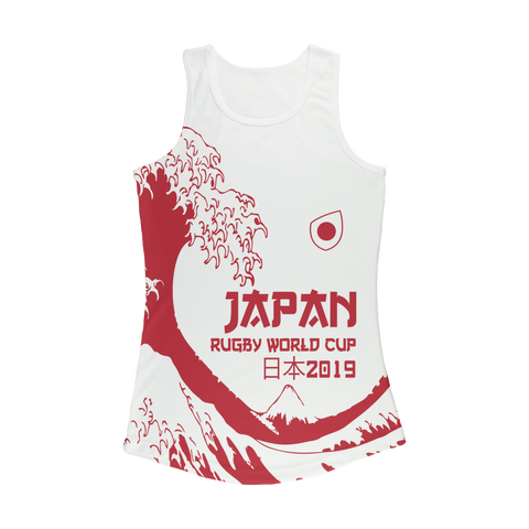 Ladies - Japan - 'Great Wave' Performance Vest