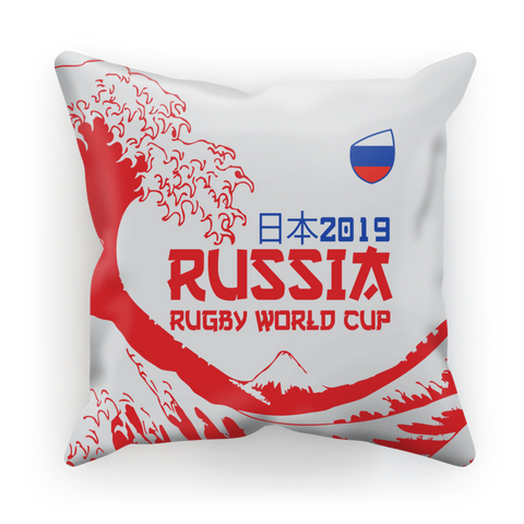 'Great Wave' - Russia Cushion Cover