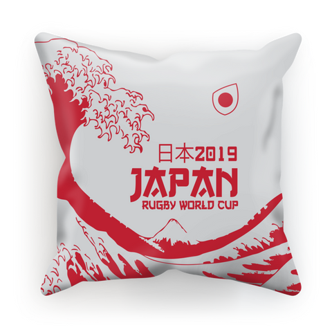 'Great Wave'  Japan Cushion Cover