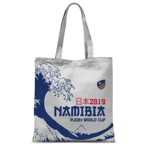 'Great Wave' - Namibia Tote Bag
