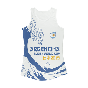 Ladies - Argentina - 'Great Wave' Performance Vest