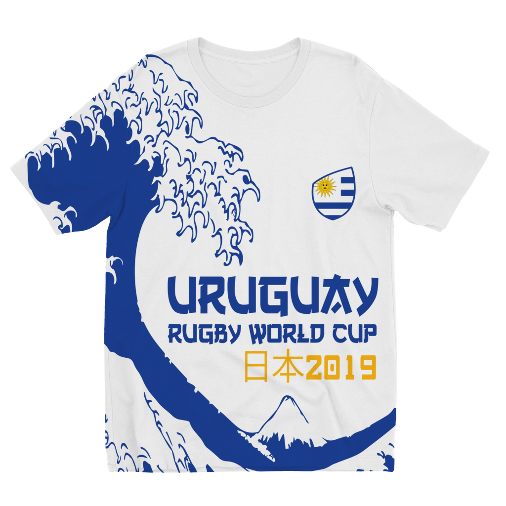 Kids - Uruguay - 'Great Wave' T-Shirt