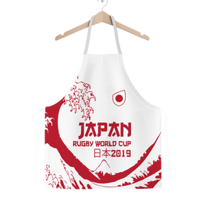 'Great Wave'  Japan Apron