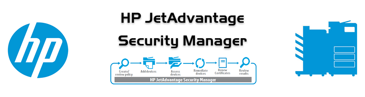 Software Solutions | JetAdvantage Security Manager | Verity
