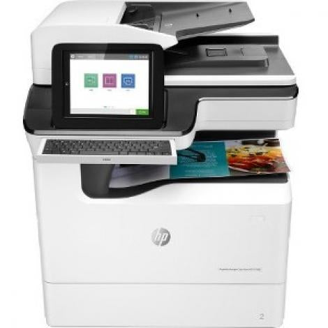 HP PageWide 60 PPM Color Managed E77660z